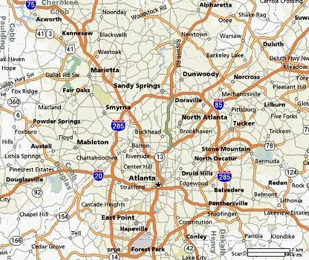 Atlanta HP DesignJet Plotter Repair Area