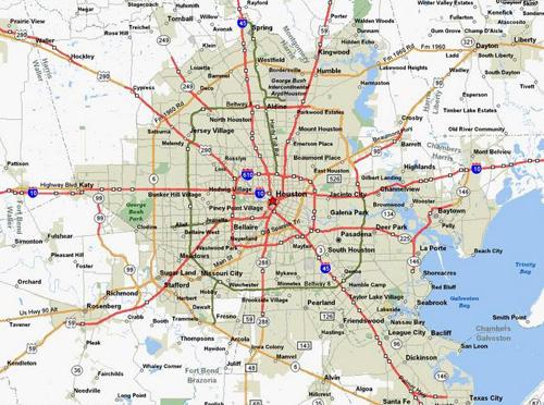 Houston HP DesignJet Plotter Repair Area