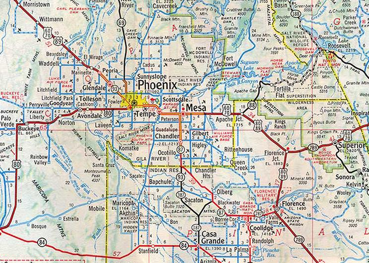 Phoenix HP DesignJet Plotter Repair Area